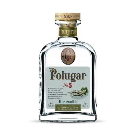 Vodka Polugar N.5 - Horseradish 0,7l