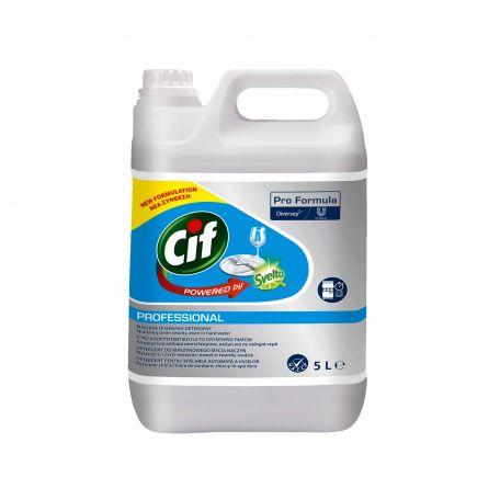Cif Professional gépi mosogatószer 5l