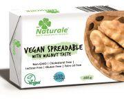 Naturale vegán dió ízű kenhető növényi készítmény 200g