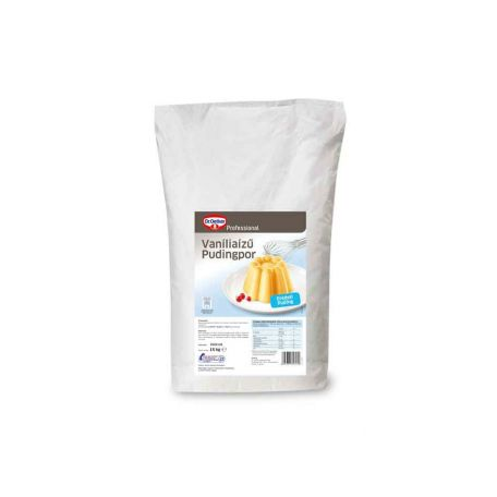 Dr. Oetker vanília ízű pudingpor 15kg