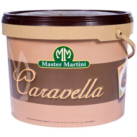 Caravella mogyorókrém 13kg