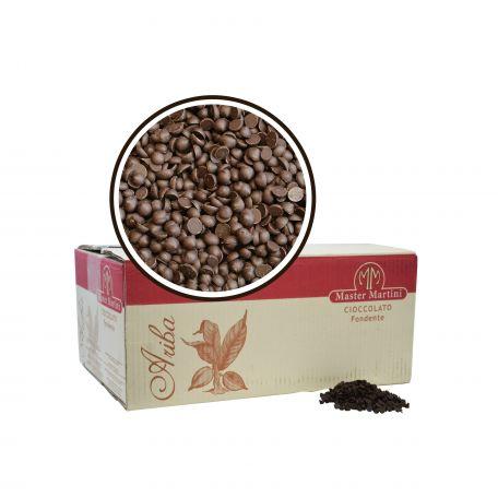 Ariba tejcsokoládé pasztilla 32% 10kg