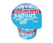 Joghurt 3% nádudvari 330gr