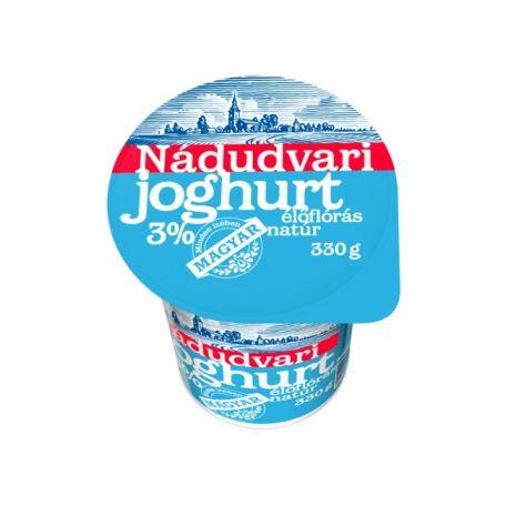 Joghurt 330gr nádudvari