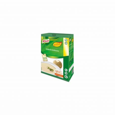 Knorr sómentes zellerkrémleves alap 2kg
