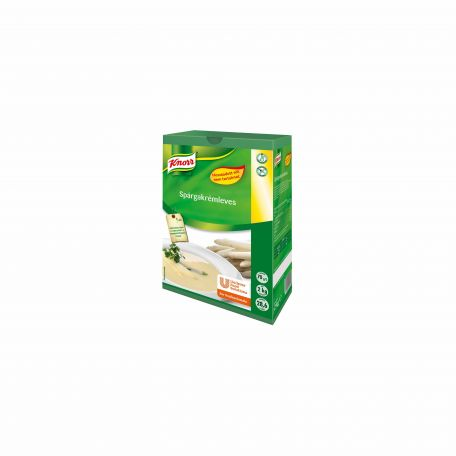Knorr sómentes spárgakrémleves alap 2kg
