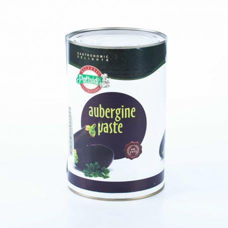 Natúr padlizsánkrém konzerv 4kg