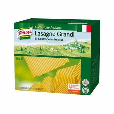 Knorr lasagne grandi tészta 5kg