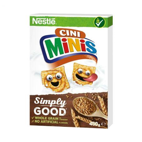 Cini-minis fahéjas gabonapehely 450 g