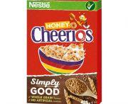 Gabonapehely mézes cheerios 425gr (elo)