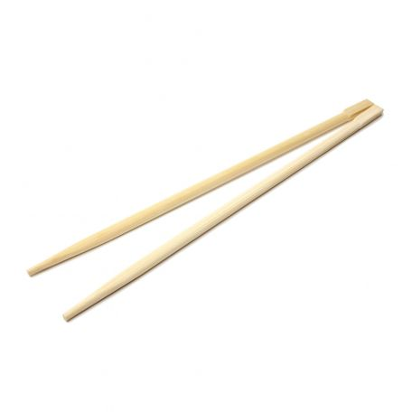 Egyesével csomagolt bambusz evőpálca 50pár/csomag