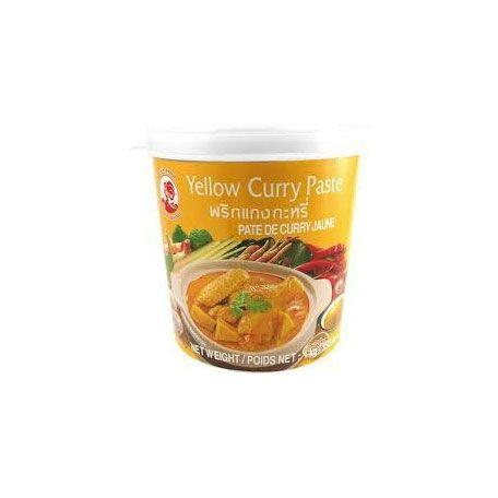 Sárga curry paszta 1kg