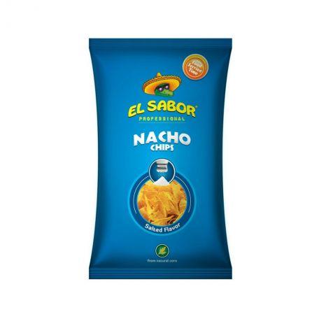 El Sabor sós tortilla chips 500g