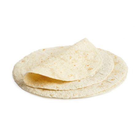 Fagyasztott tortilla 30 cm (10 db-os)