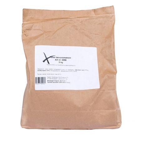 Fehér bevonó (K0105/5B) 5kg