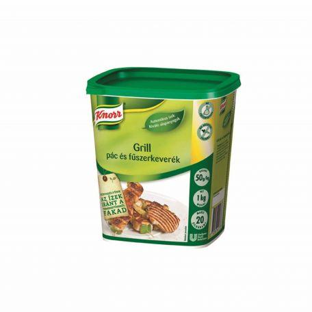 Knorr grill pác és fűszerkeverék 1kg