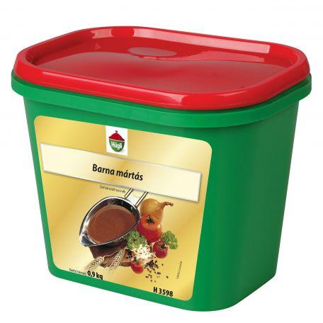 Hügli barna mártás 0,9kg