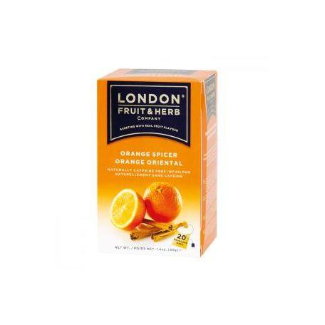 London narancs tea 40g