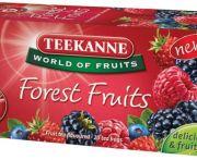 Tea erdei-gyümölcs 50gr teekanne