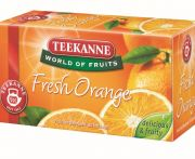 Teekanne fresh orange tea 45g