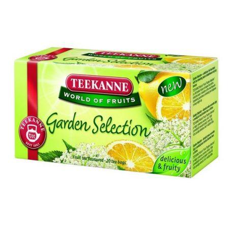 Teekanne bodzavirág-citrom tea 45g