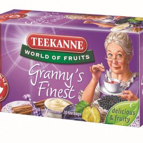 Teekanne grannys finest tea 50g