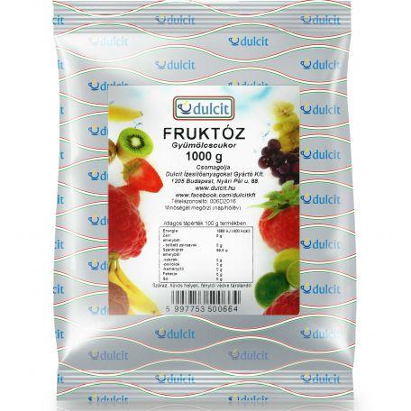Cukor gyümölcscukor (fruktóz) 1kg