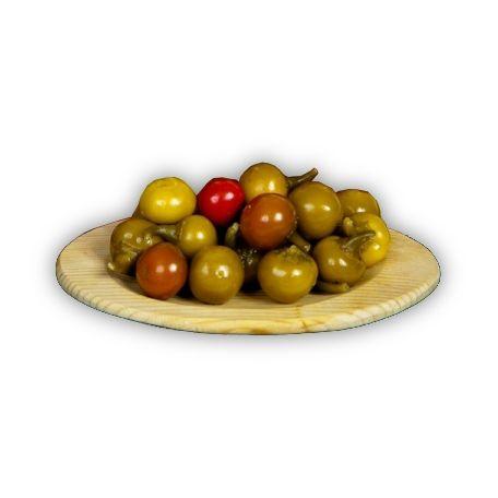 Cseresznye paprika csípős savanyúság 250g