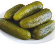 Savanyúság csemege uborka 17l/10kg