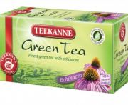 Tea enchinacea zöldtea 35gr teekanne