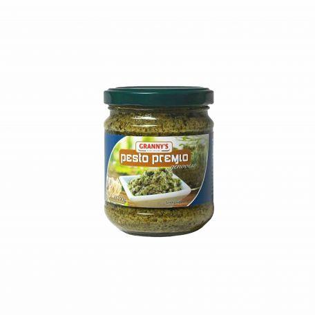 Zöld pesto szósz 190g