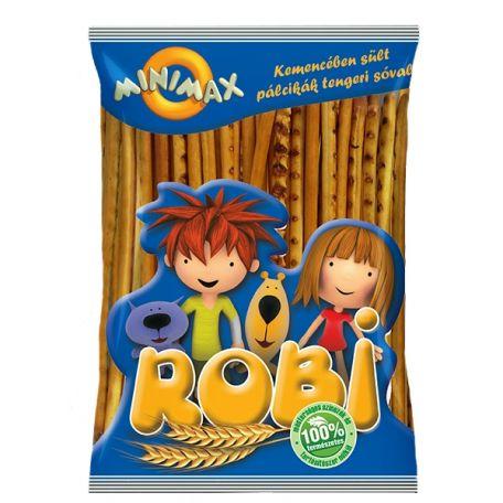 Minimax Robi kemencében sült pálcikák tengeri sóval 45g