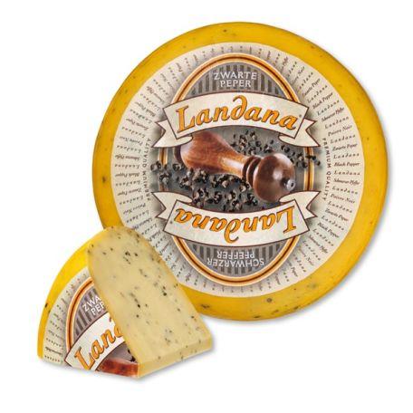 Holland feketeborsos gouda sajt felezett 2kg
