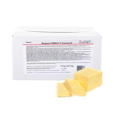 Unifet margarin krém 80% 10kg