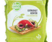 Extrudált kenyér rozsos 100gr abonett (12db/karton)