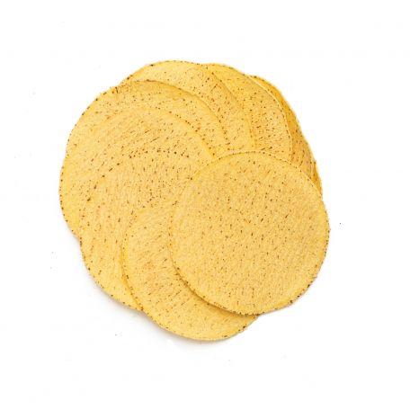 Fagyasztott tortilla kukoricalisztből 16 cm (60 db-os)