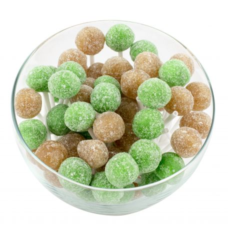 Palipica sour lollipop color/200db nyalóka