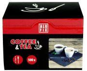 Alufix műanyag kávés-teás keverő pálca 500db/csomag
