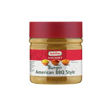 Kotányi amerikai bbq hamburger fűszer 400ccm/225g