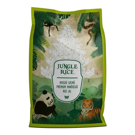 Jungle Rice hosszúszemű A rizs 25kg