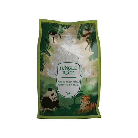 Rizs jázminrizs jungle rice 10kg