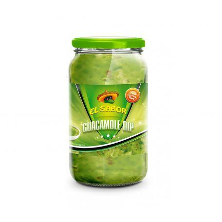 El Sabor guacamole szósz 1l