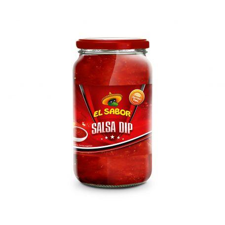 El Sabor salsa szósz 1l