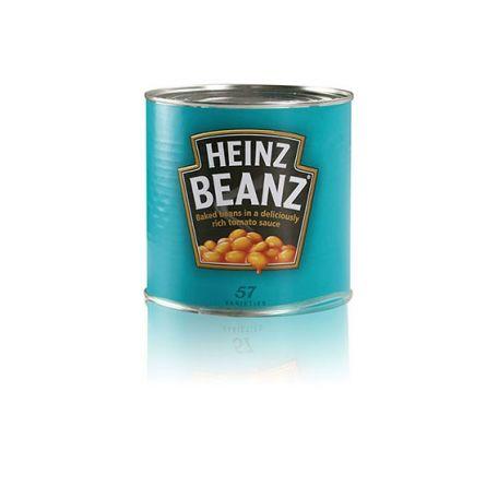 Heinz paradicsomos bab konzerv 2650g