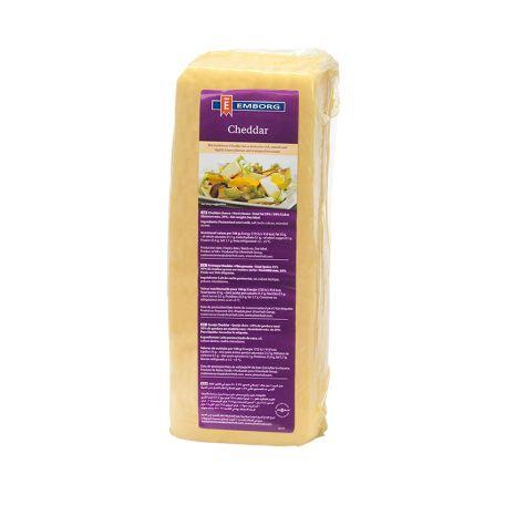 Cheddar sajt vörös 2kg