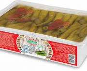 Paprika pepperoni fetával töltve 1700gr/1300gr