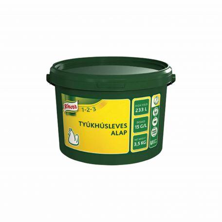 Knorr tyúkhúsleves 1-2-3 levesalap 3,5kg