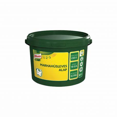 Knorr marhahúsleves 1-2-3 alap 3,5kg
