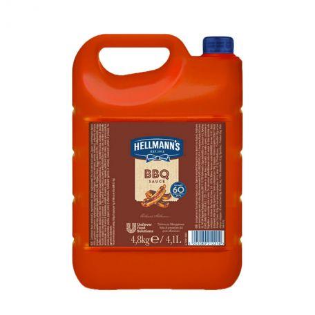 Hellmann's barbecue szósz 4,8kg