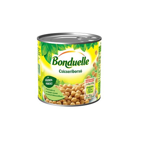 Bonduelle csicseriborsó konzerv 310/265g